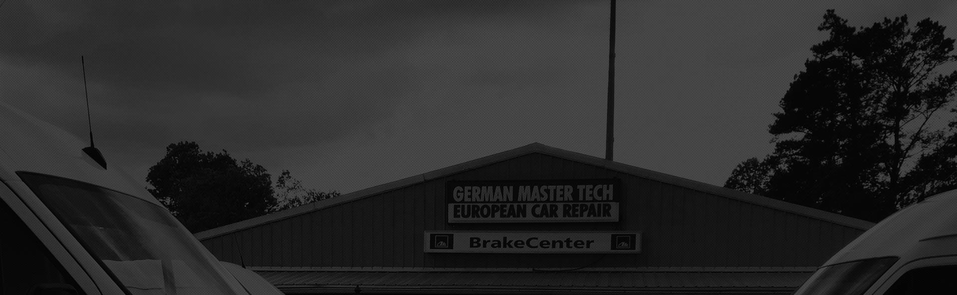 German Master Tech Auto Repair Shop in Alpharetta, GA