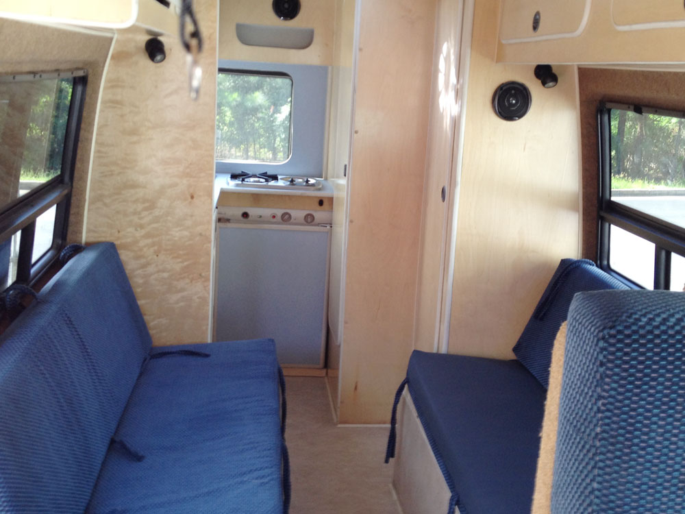 Custom Sprinter Van Conversions And Campers German